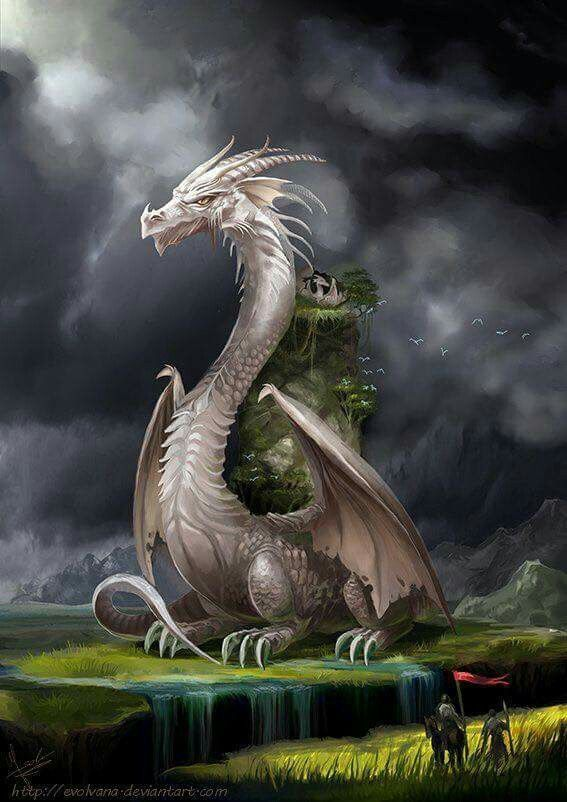 Mythological Dragons: Pinterest