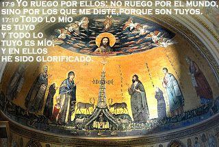 "EVANGELIO DE JUAN: ""IN ELLOS HE SIDO GLORIFICADO"" Ju 17,9-10"