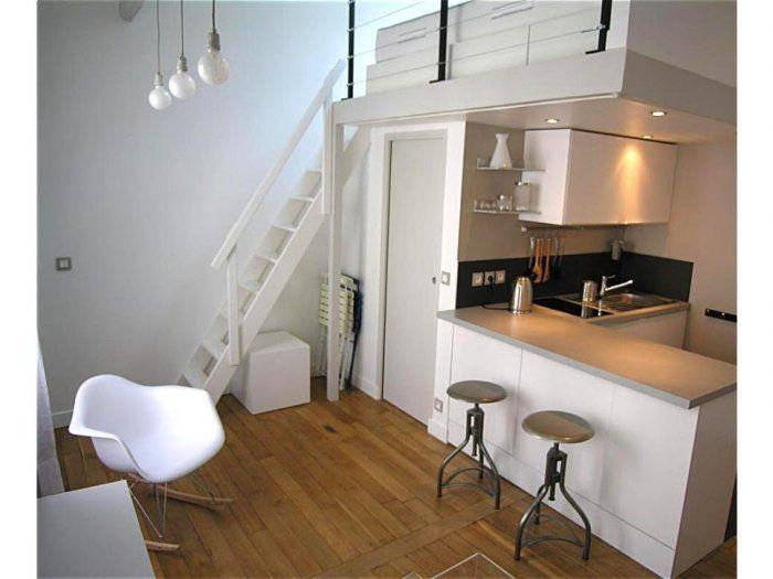 studio à louer Paris 13eme (75013)