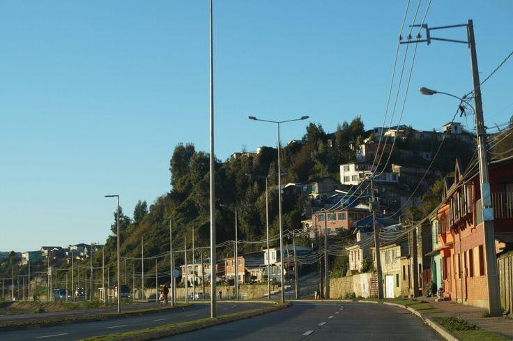 Tomé, Chile