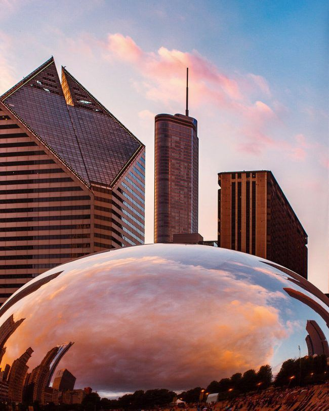 Chicago's Millennium Park - Chicago Photography by Paul Aparicio