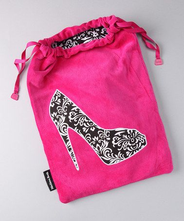 shoe bag, need to make a few of these for when I travel