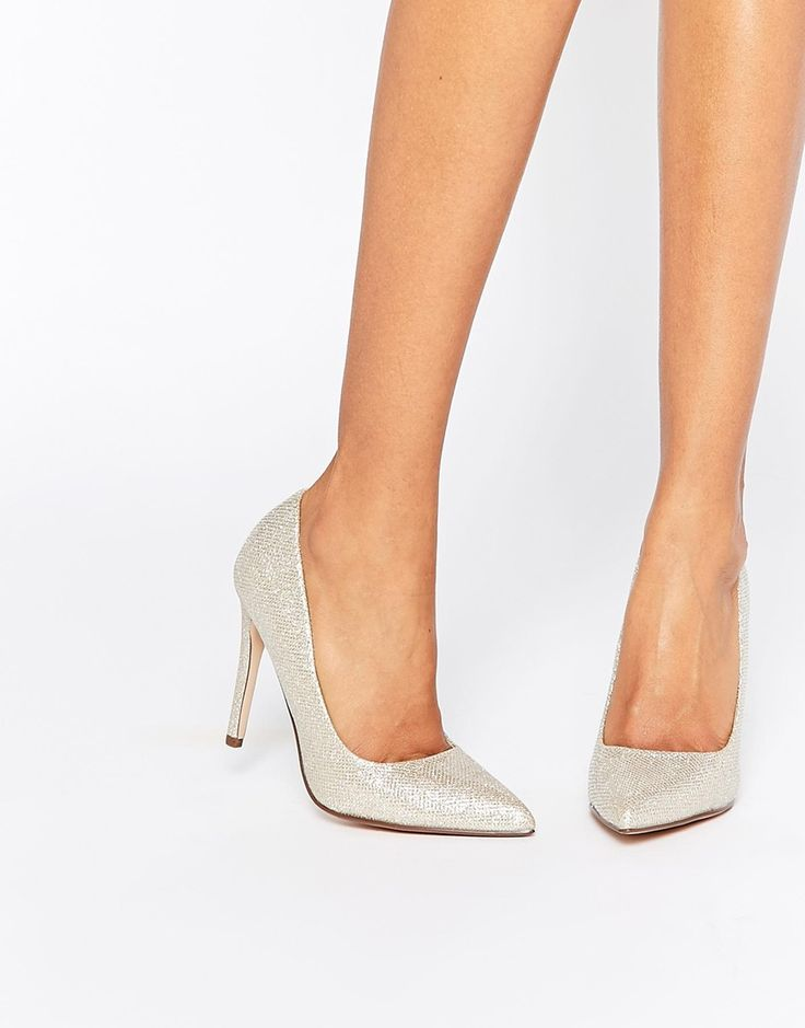 Image 1 of Call It Spring Coola Gold Pumps