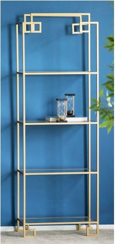 The Gold Hellenic Shelf is the latest addition to our new industrial metal furniture collection. This stunning four-tiered piece, features glass shelving and is styled with an Hellenic inspired outer metal gold coloured frame. Modern and elegant, this is a luxe, feature piece perfect for entertaining areas in the home, as well as bathrooms. $720.00RRP AUD or for wholesale enquiries, email: info@philbee.com.au