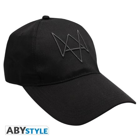WATCH DOGS Casquette Watch Dogs Black Fox Tag