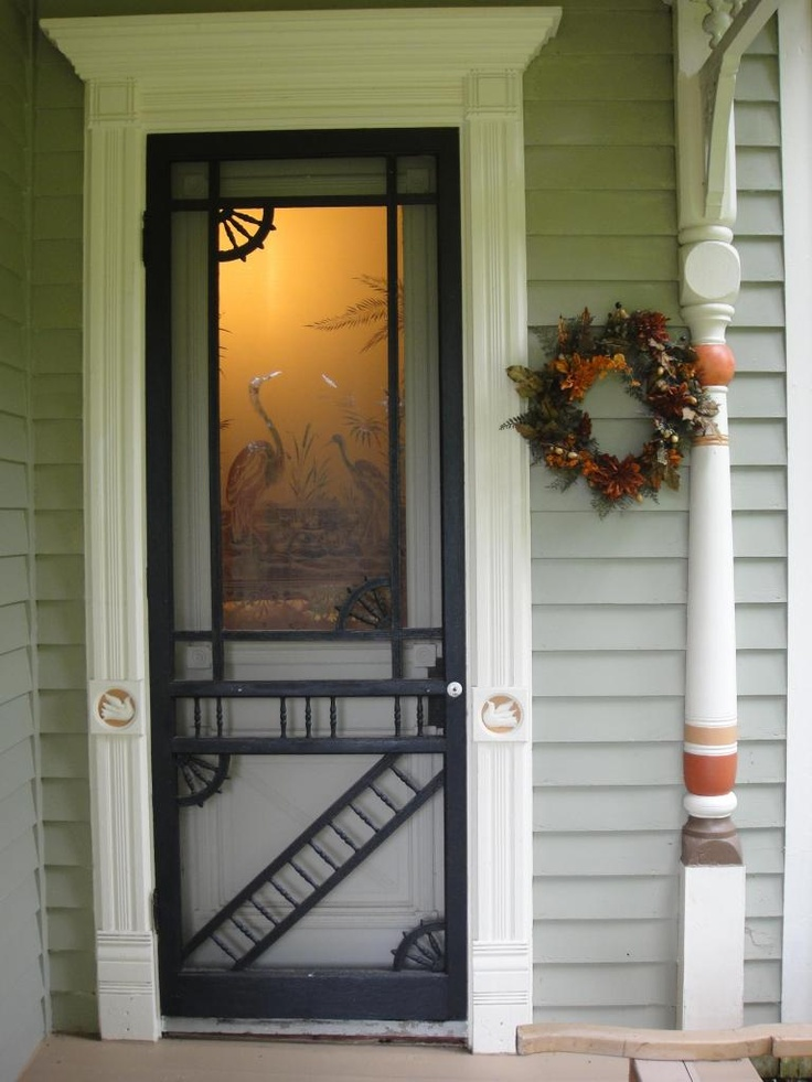 Old Screen Doors Google Search Doors And Windows Old
