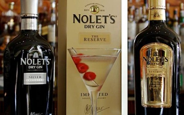The world's most expensive gin, Nolet Reserve is back
