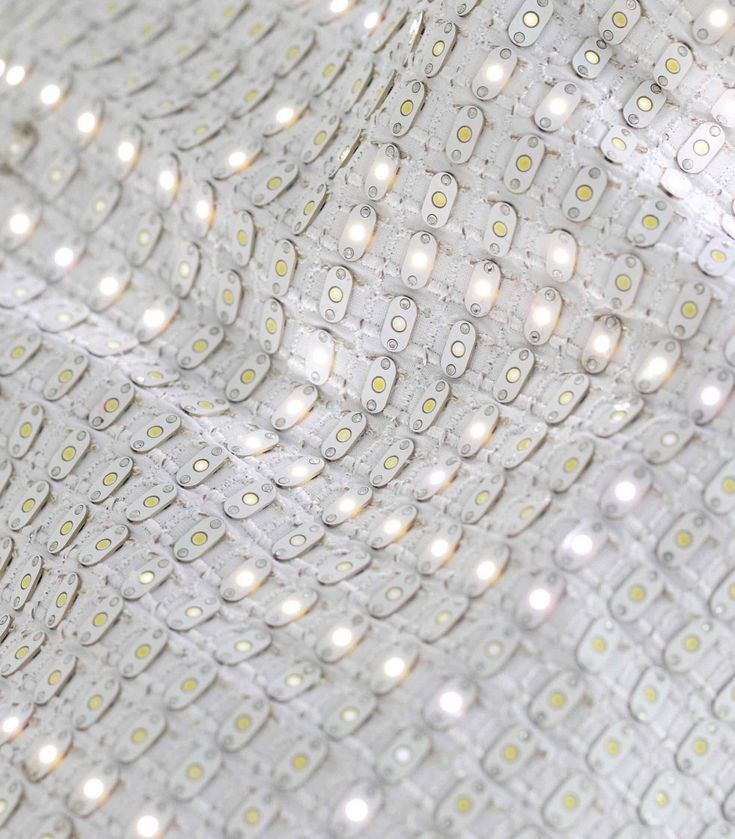 Forster Rohner - 2015 updates of conductive structures (LED) on textiles for apparel application to discover at Techtextil WGSN attends Techtextil Frankfurt/ 4-7 May, the international trade fair for technical textiles and non-wovens.+1600 exhibitors...