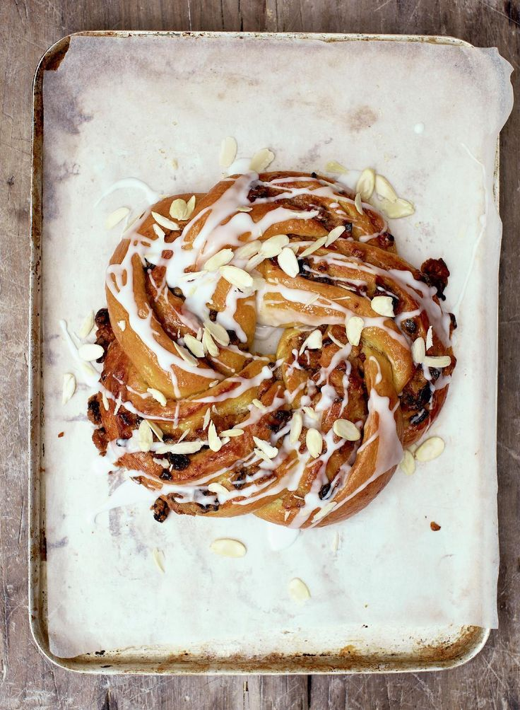 Paul's Apricot Couronne - The Happy Foodie