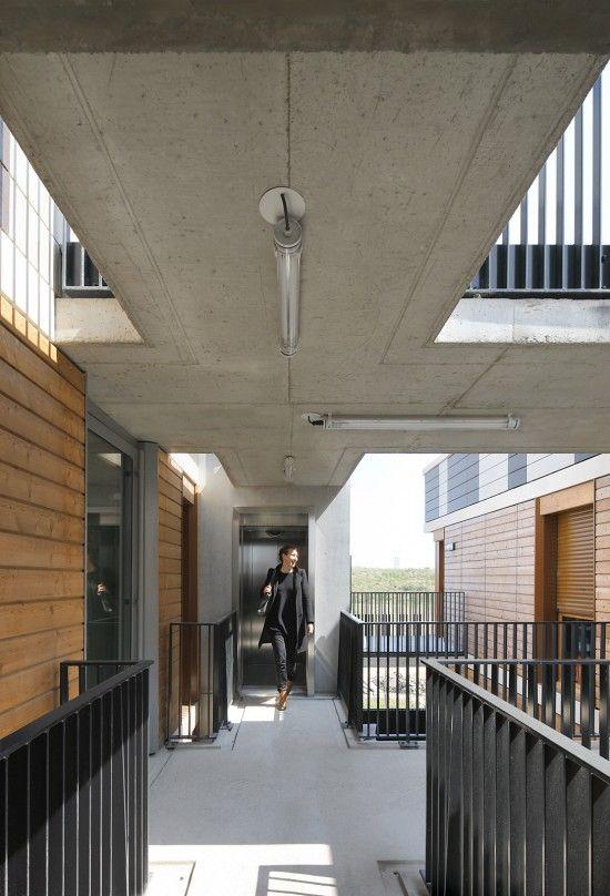 Valeton Housing by Gelin-Lafon I Like Architecture