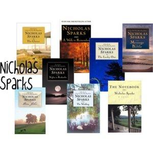 love Nicholas Sparks books!