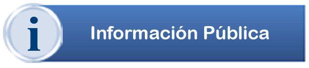 Información Pública de Oficio del Organismo Judicial de Guatemala.