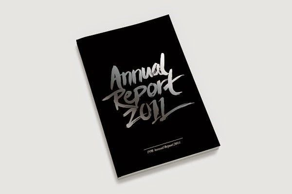 Contoh Desain Gambar Buku Laporan Tahunan - PPR Annual Report Design oleh Elena Miska