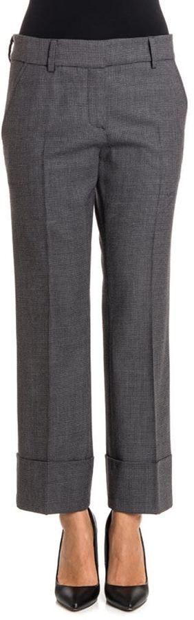 True Royal Wool Trousers