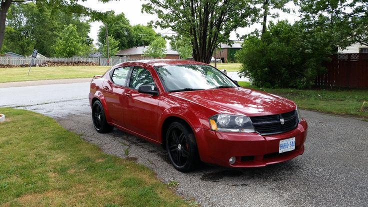 CanadianAutoNetwork.com - 2008 Dodge Avenger for sale Windsor, ON.