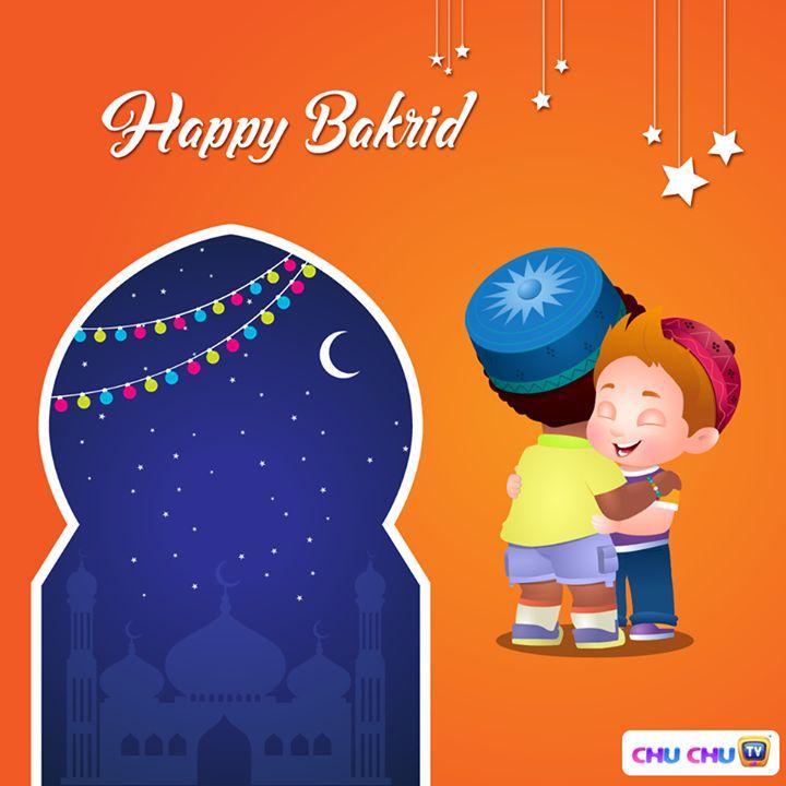 Eid brings God's endless blessings, Eid brings fresh love & warmth, Eid spreads happiness in people, Bakrid Mubarak with all best wishes.  - Team ChuChu TV Nursery Rhymes  #HappyEidulAdha #Bakrid #fashion #Classy #Retro #Steampunk #Shoes #Sunglasses #Security-systems #Dash-cams  #Gadgets #Gizmos #Winter-jackets #Hydrographichardhats