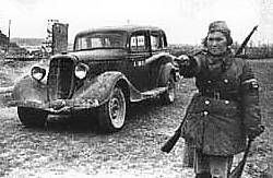 Engines of the Red Army in WW2. GAZ M-1 Staff Car.