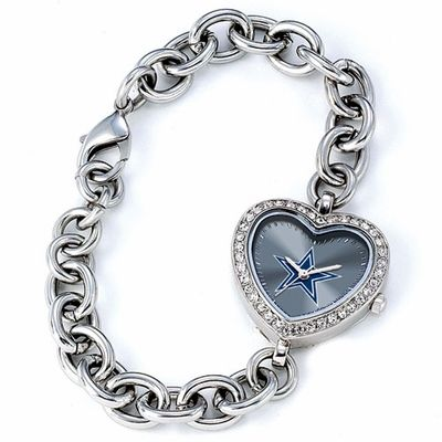 Dallas Cowboys NFL Heart Series Women's Watch