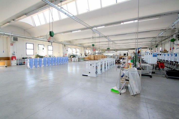 """The power to supply""  garment care equipment from #UnitSteam #Battistella  https://www.facebook.com/UnitSteam"