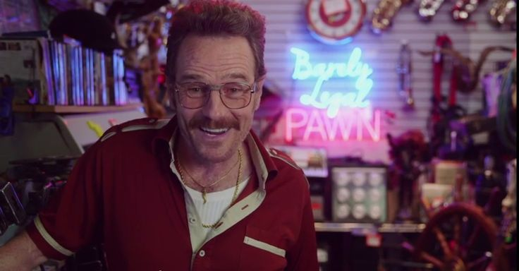 Bryan Cranston and Aaron Paul Reunite for 'Barely Legal' Exploits