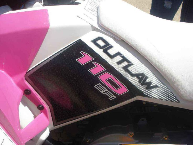 New 2016 Polaris Outlaw 110 EFI Pink Power ATVs For Sale in Texas. 2016 Polaris Outlaw 110 EFI Pink Power, For riders 10 years old and older with adult supervision Parent-adjustable speed limiter.(817)-695-1600 - YOUTH FEATURES Electronic Fuel Injected (EFI) 112 cc Engine ELECTRONIC FUEL INJECTED (EFI) 112 CC ENGINE EFI for consistent starting, improved idle quality, and a crisp linear throttle response. Parent Adjustable Speed Limiting PARENT ADJUSTABLE SPEED LIMITING Easily select from a…