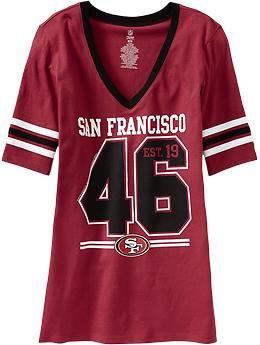 YES please!! // 49ers tee