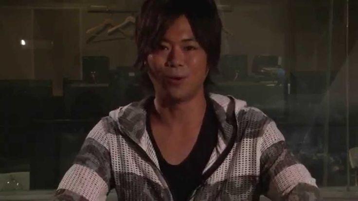 Daisuke Namikawa discusses Garo: Engraved flame anime ahead of broadcast (Oct 2014)【牙狼〈GARO〉-炎の刻印-】メッセージコメント:浪川大輔さん