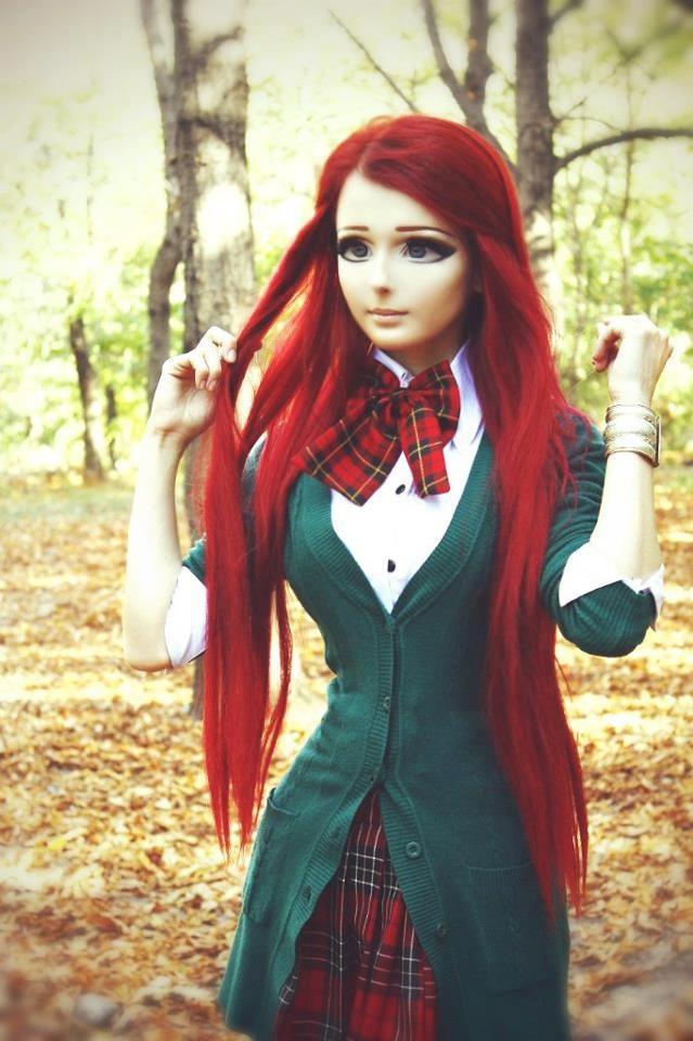Anastasiya Shpagina - Creepy Wow ? | Geeky me ...