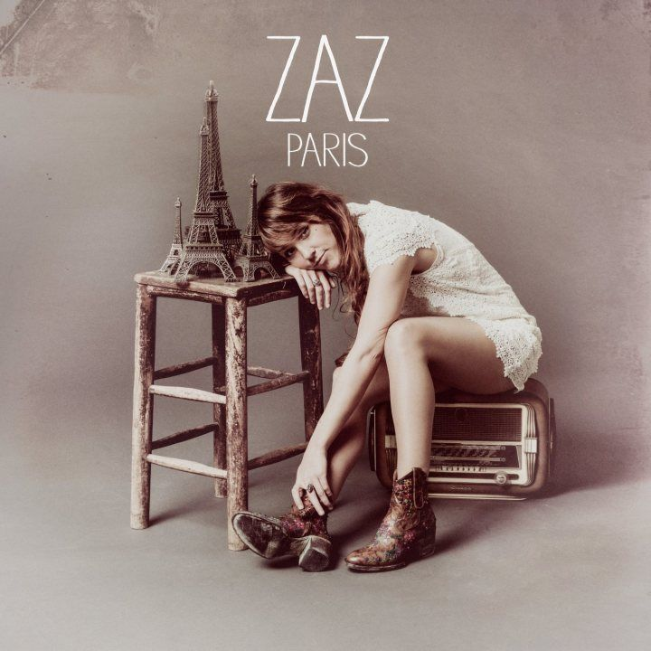 Zaz Paris: New album! Old songs by a young French artist.