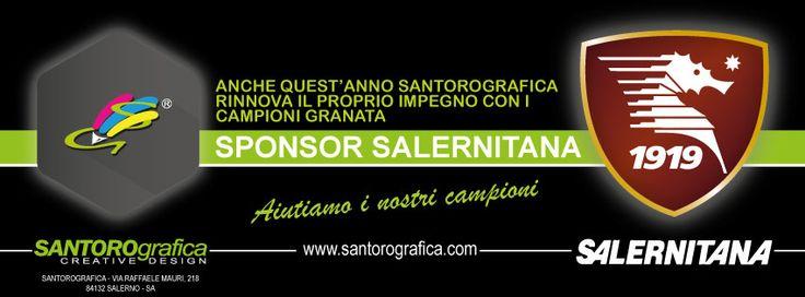Anche quest'anno Santorografica rinnova il suo impegno con i campioni granata di salerno.  http://www.santorografica.com  #salernitana #santorografica #campioni #salerno