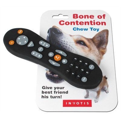 Bone of contention dog toy | Opuszone Design and Gifts - the most original and creative gifts of the planet!