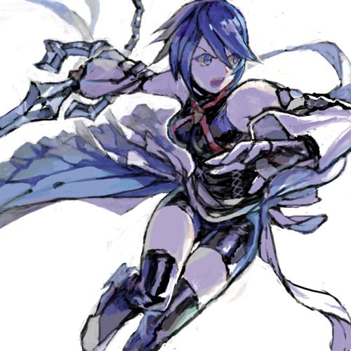 """""""My name is Master Aqua. Now return my friends heart, or pay the price!"""""""