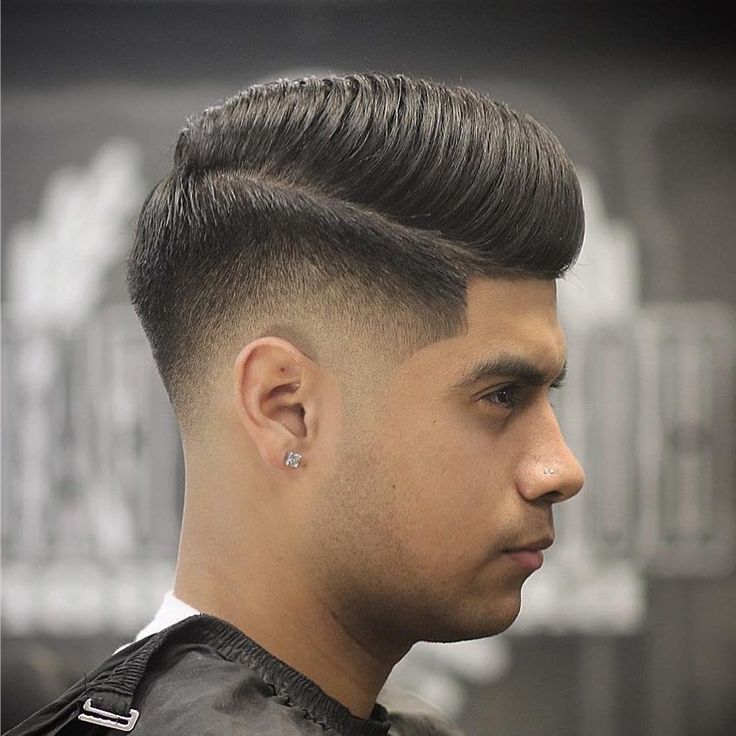 medium hair styles for guys best 25 taper fade with part ideas only on 4129 | f14718d913ec05e55730d4129ad77062