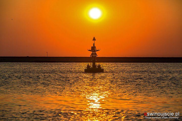 Poranek w Świnoujściu – Wschód słońca