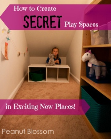 How to create a secret play space