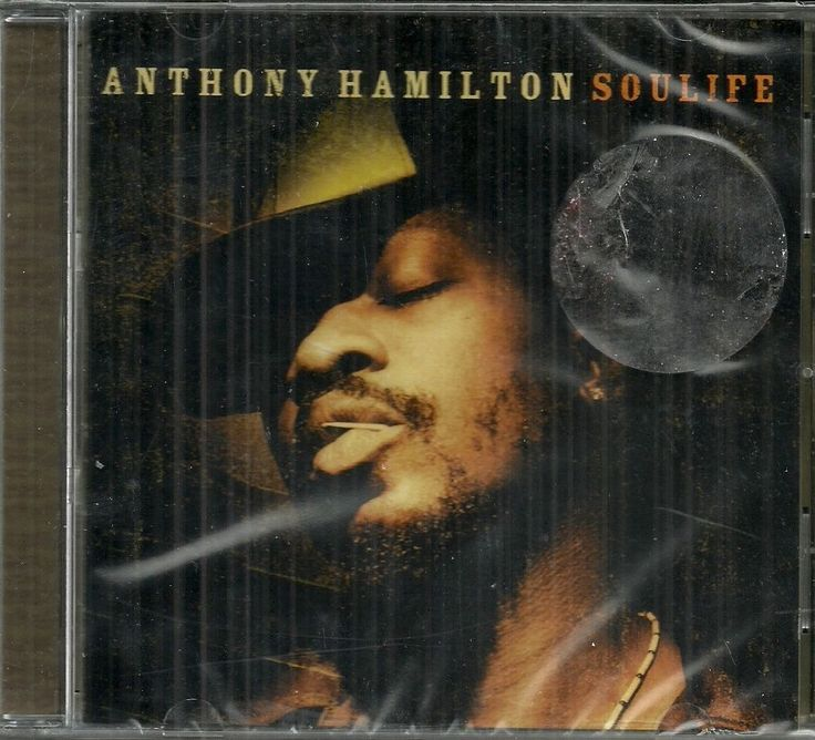 Anthony Hamilton : SOULIFE - South Africa Edition CD * New *