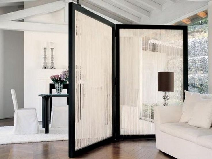 black white portable living room divider colors orchard pinterest colors livings and portable room dividers
