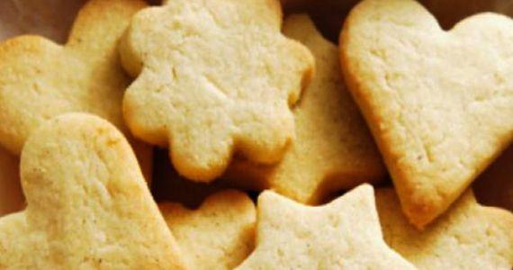 Biscuits sablés qui fondent en bouche!  http://rienquedugratuit.ca/blogue/biscuits-sables-qui-fondent-en-bouche/