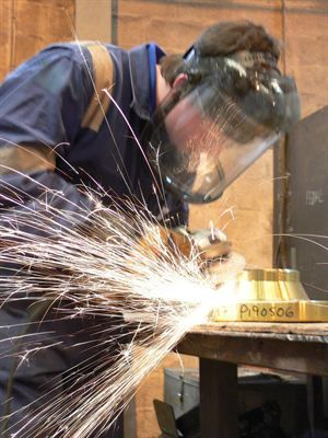 construction industries board | UK Faces Welding Skills Shortage for Nuclear Future