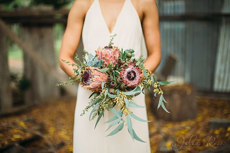 Australian native bouquet - Flowers by Julia Rose