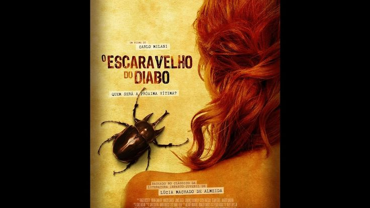 O Escaravelho do Diabo 2016 Filme Nacional Completo