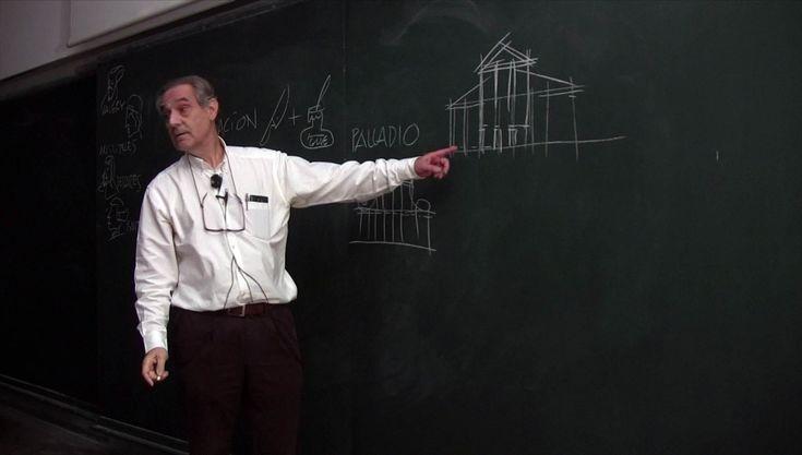 "Justo Isasi. Lección 1: ""Pensar a rayas"" / ""Thinking with lines"""