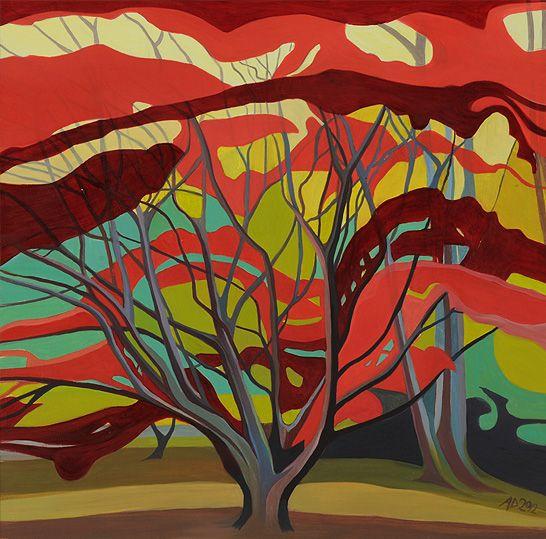 The Harcourt Maple ~ Anna Dillon.
