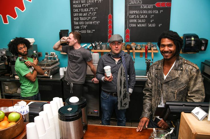 These are the 23 types of baristas
