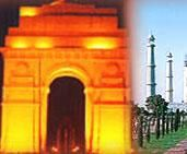 One of the major tourist interests on your tour to India happens to be the Golden Triangle tour. One of the leading tourist attractions in India, the tour of the Golden Triangle basically includes trips through the cities of Agra, Jaipur and Delhi. All three stand as some of the favorite and most opted tourist destinations in India and they equally attract thousands of tourists from various parts of the world, throughout the year.