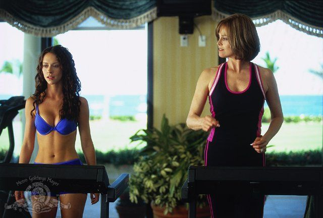 still of sigourney weaver and jennifer love hewitt in