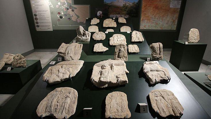 Πυρφόρος Έλλην: Αετοί φυλάνε αρχαίο τέμενος του Διός και της Ήρας ...