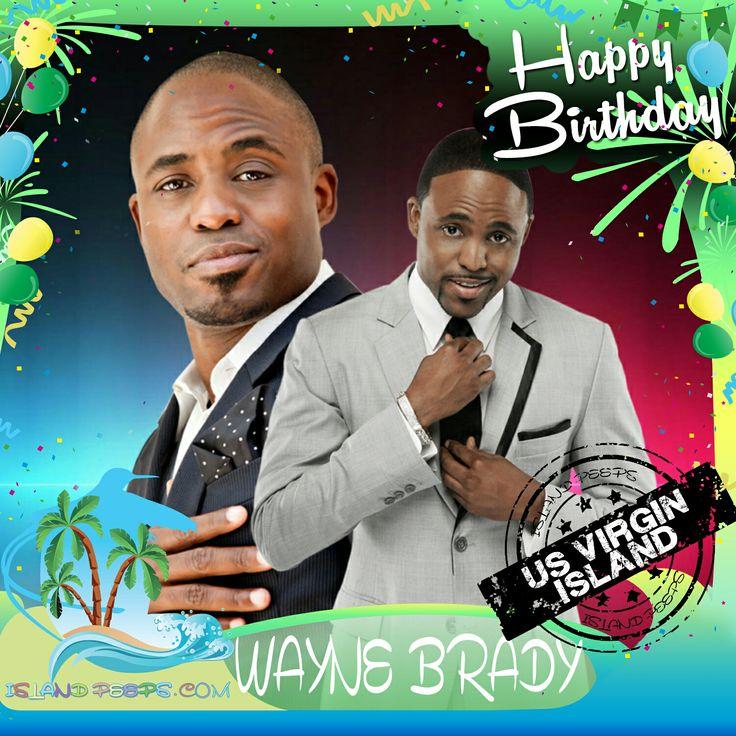 Happy Birthday Wayne Brady!!! Actor/Comic/Host born of USVI descent!!! Today we celebrate you!!! @mrbradybaby #isalndpeeps #islandpeepsbirthdays #letsmakeadeal #dontforgetthelyrics #whoslineisitanyway