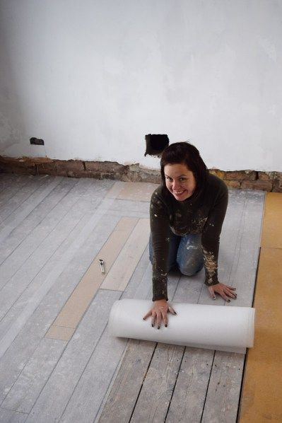How To Lay A Plywood Floor                              …