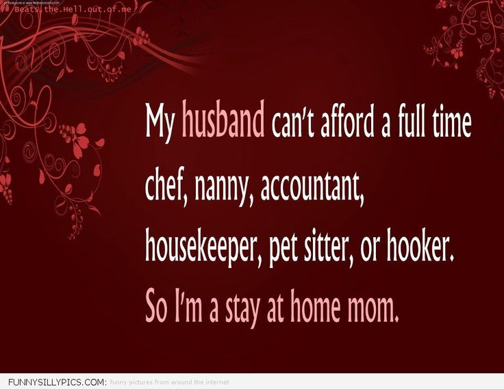 Funny Pictures   funny jokes   everything funny   stay at home mom